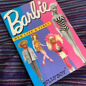 Vintage 1980s Barbie Book